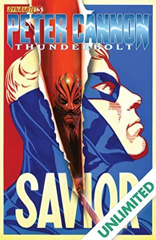 Peter Cannon: Thunderbolt (2012-2013) #3