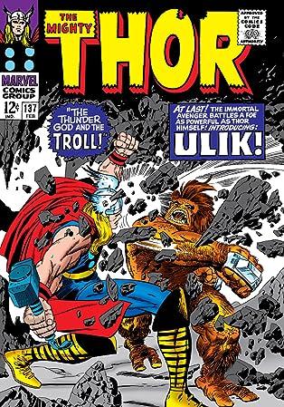 Thor (1966-1996) #137