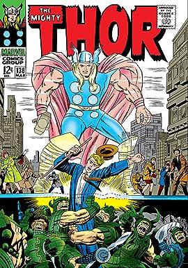 Thor (1966-1996) #138