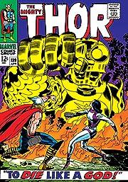 Thor (1966-1996) #139