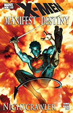 X-Men: Manifest Destiny - Nightcrawler (2009) #1