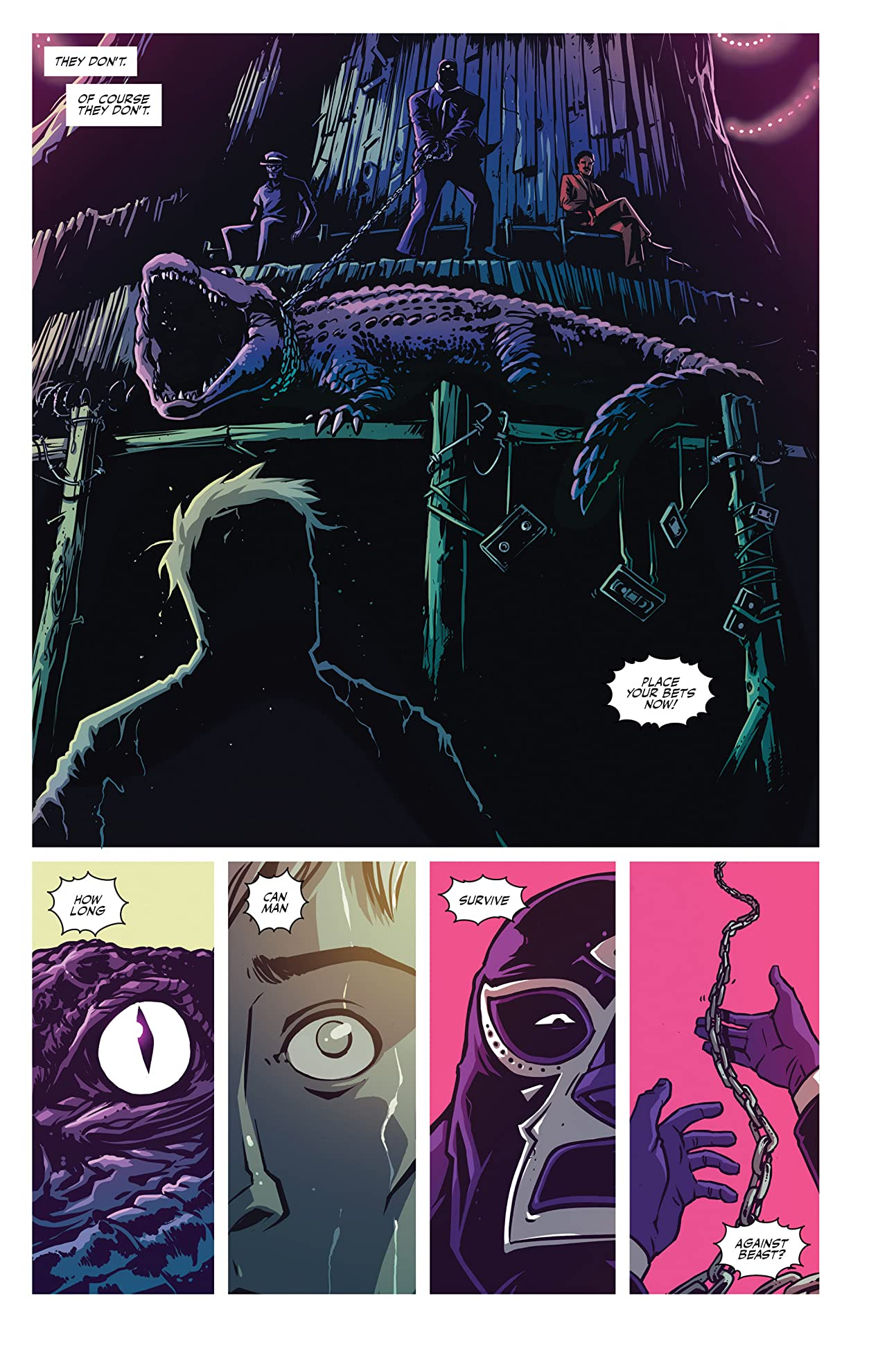 Limbo #4 (of 6)