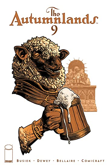 The Autumnlands #9