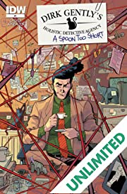 Dirk Gently's Holistic Detective Agency: A Spoon Too Short #1 (of 5)