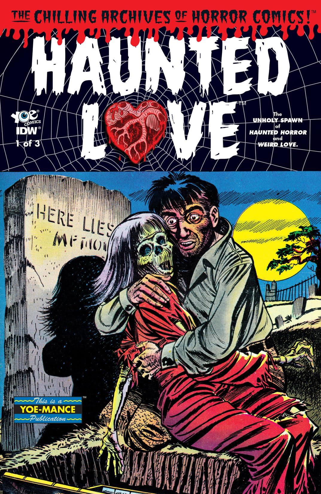 Haunted Love #1