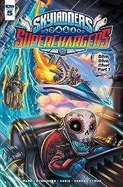 Skylanders: Superchargers #5