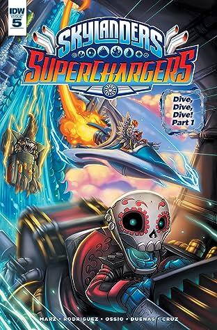 Skylanders: Superchargers No.5