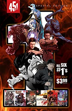 All 451's First Issue Bundle