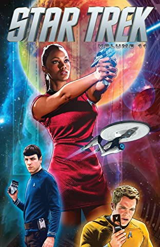 Star Trek (2011-2016) Tome 11