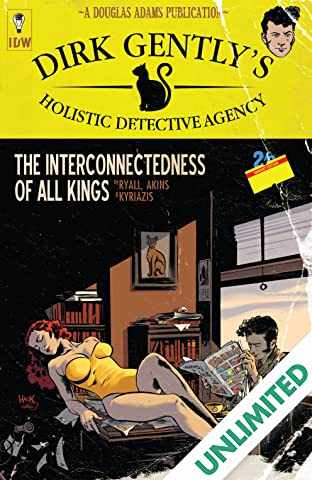 Dirk Gently's Holistic Detective Agency: The Interconnectedness of All Kings