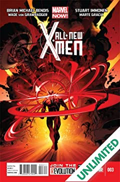 All-New X-Men (2012-2015) #3
