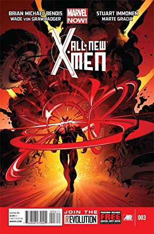 All-New X-Men (2012-2015) No.3