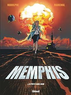 Memphis Vol. 3: Le Pays sans nom
