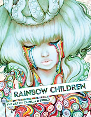 Rainbow Children: The Art of Camilla d'Errico