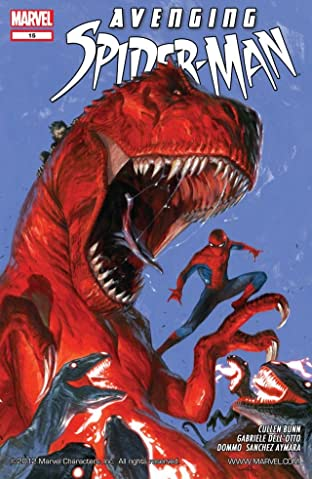 Avenging Spider-Man (2011-2013) No.15