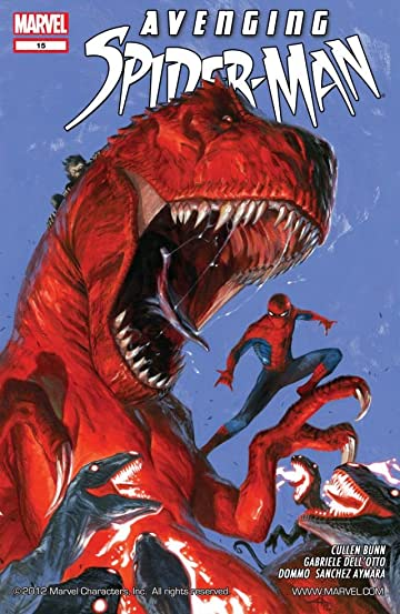 Avenging Spider-Man (2011-2013) #15