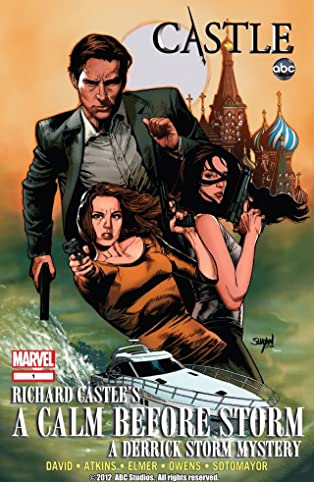 Castle: A Calm Before Storm #1 (of 5)