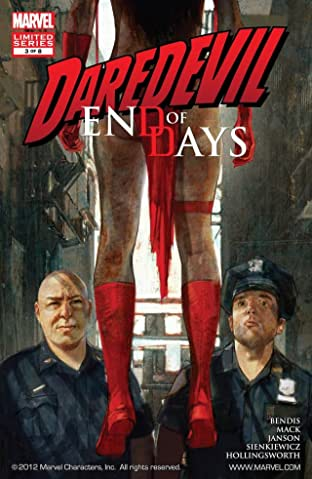 Daredevil: End of Days No.3 (sur 8)