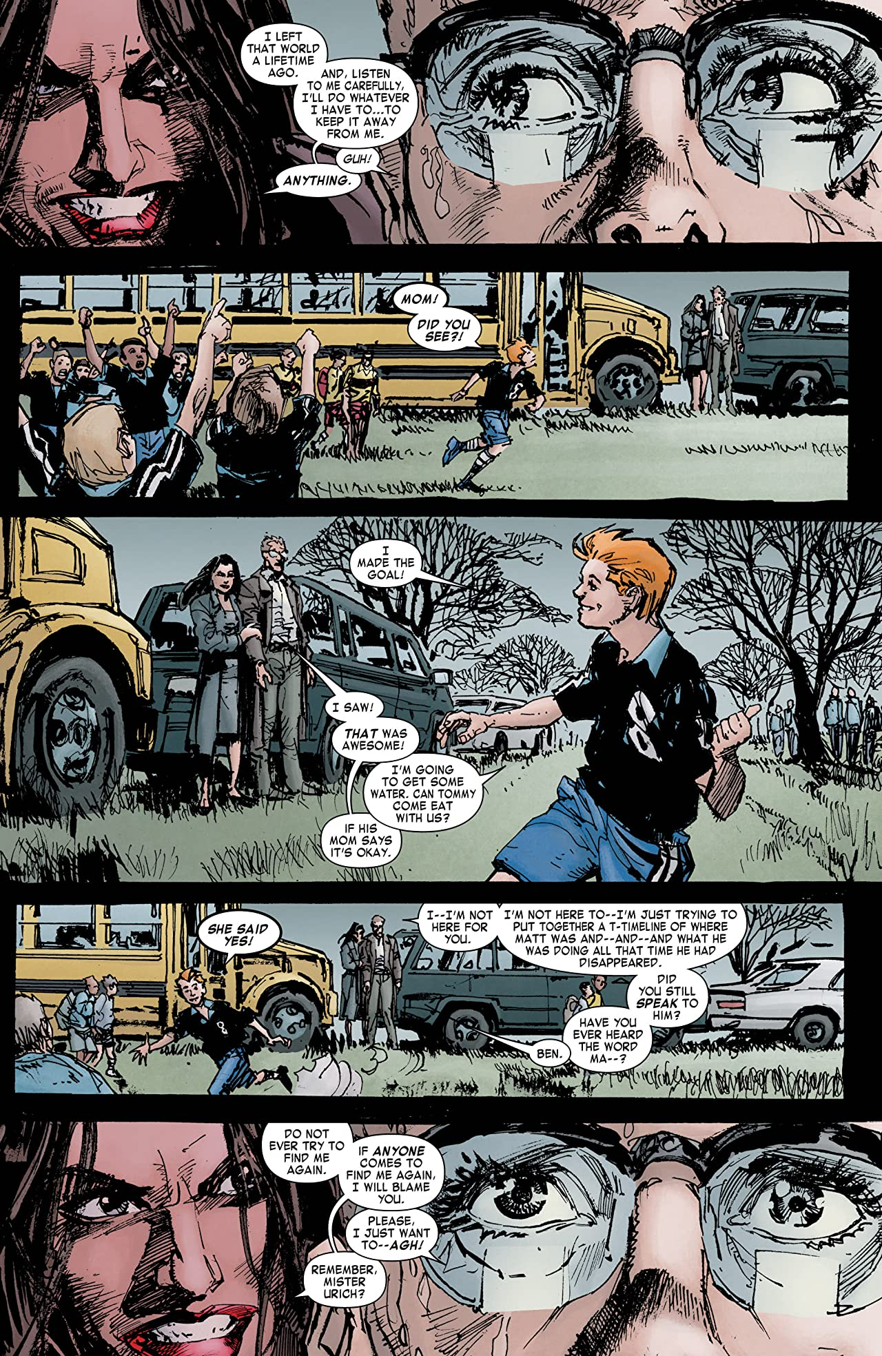 Daredevil: End of Days #3 (of 8)