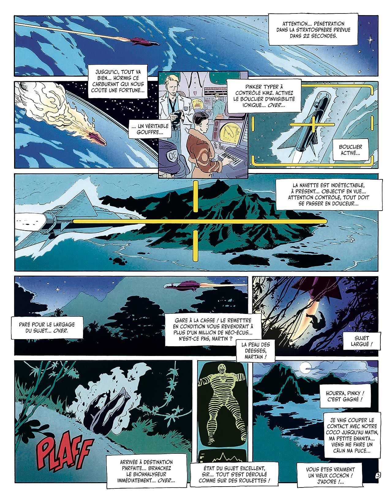 Anibal Cinq Vol. 1: Dix Femmes avant de mourir