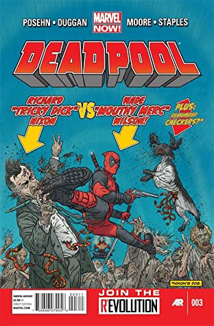 Deadpool (2012-2015) No.3