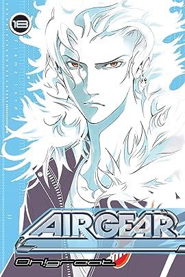 Air Gear Vol. 18
