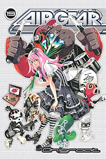 Air Gear Vol. 19