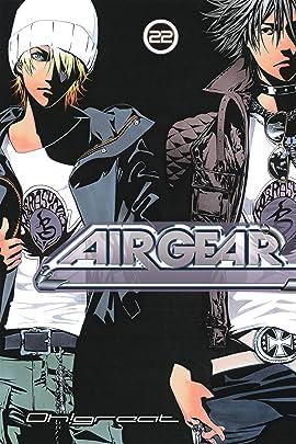 Air Gear Vol. 22