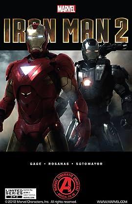 Marvel's Iron Man 2 Adaptation #2 (of 2)