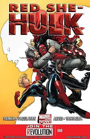 Red She-Hulk (2012-2013) #60