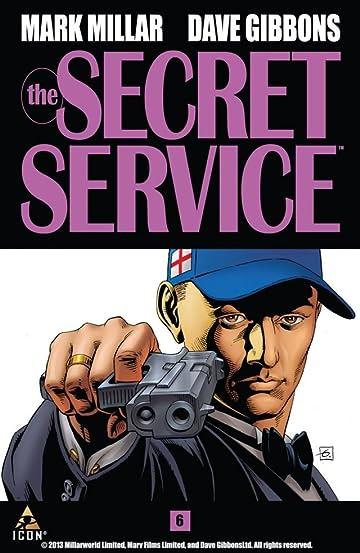Secret Service #6