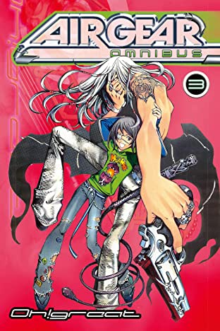 Air Gear Omnibus Vol. 3