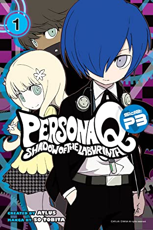Persona Q: Shadow of the Labyrinth Side: P3 Vol. 1