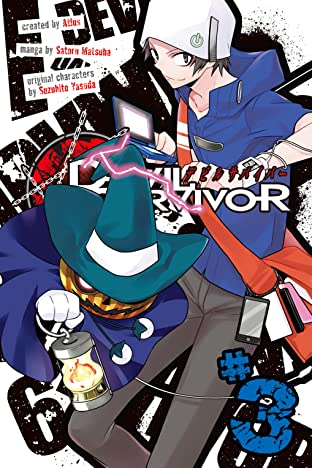 Devil Survivor Vol. 3