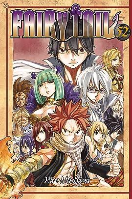 Fairy Tail Vol. 52