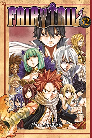 Fairy Tail Vol. 52