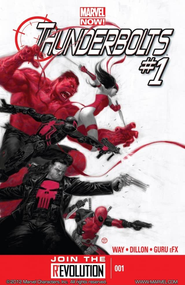 Thunderbolts (2012-) #1