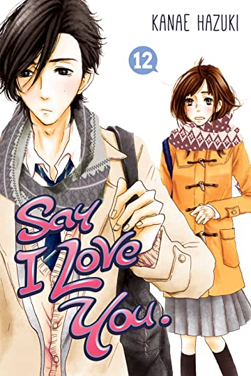 Say I Love You. Vol. 12