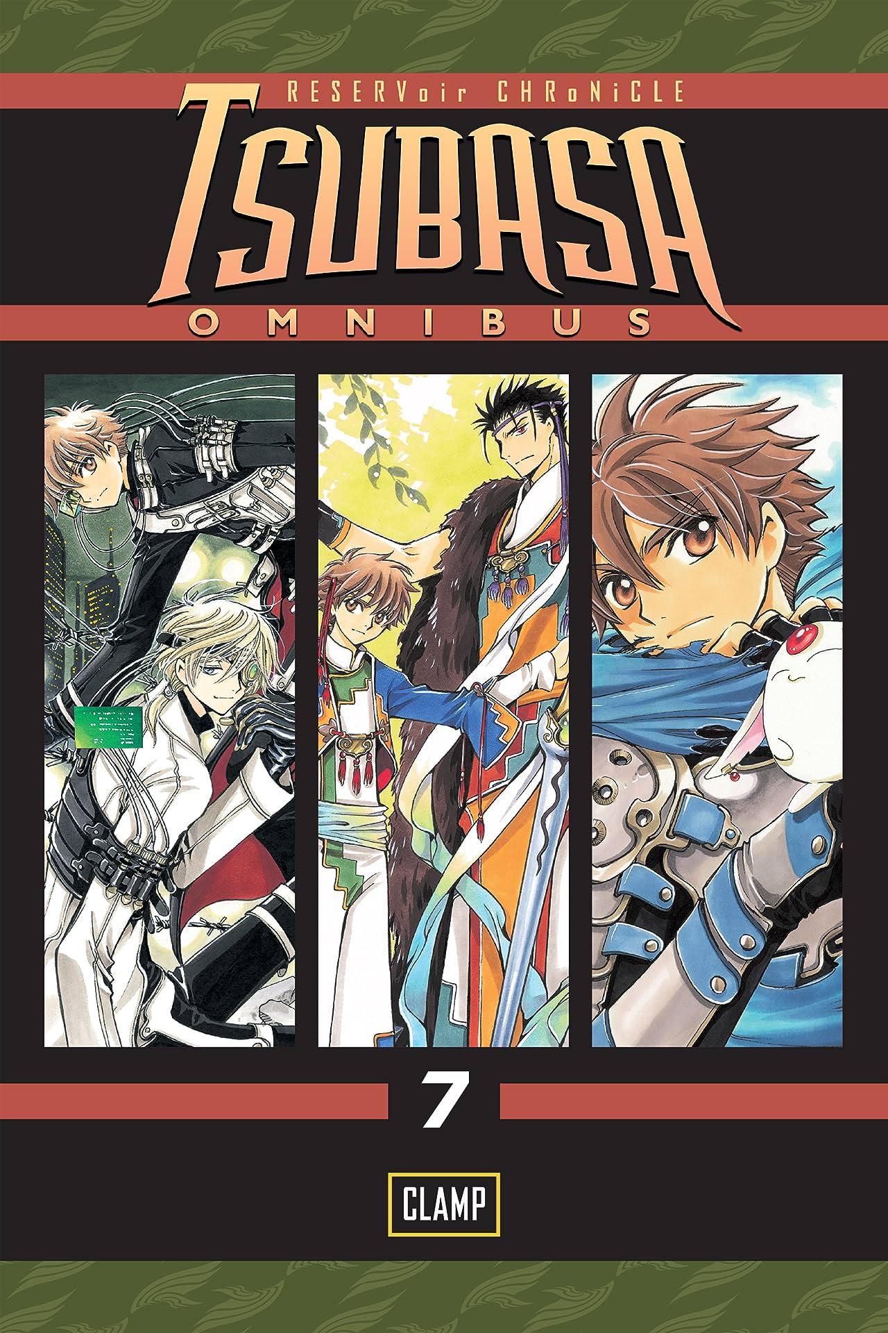 Tsubasa Omnibus Vol. 7