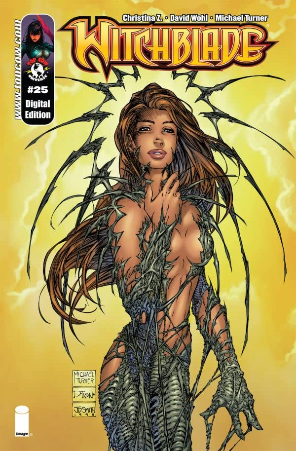 Witchblade #25