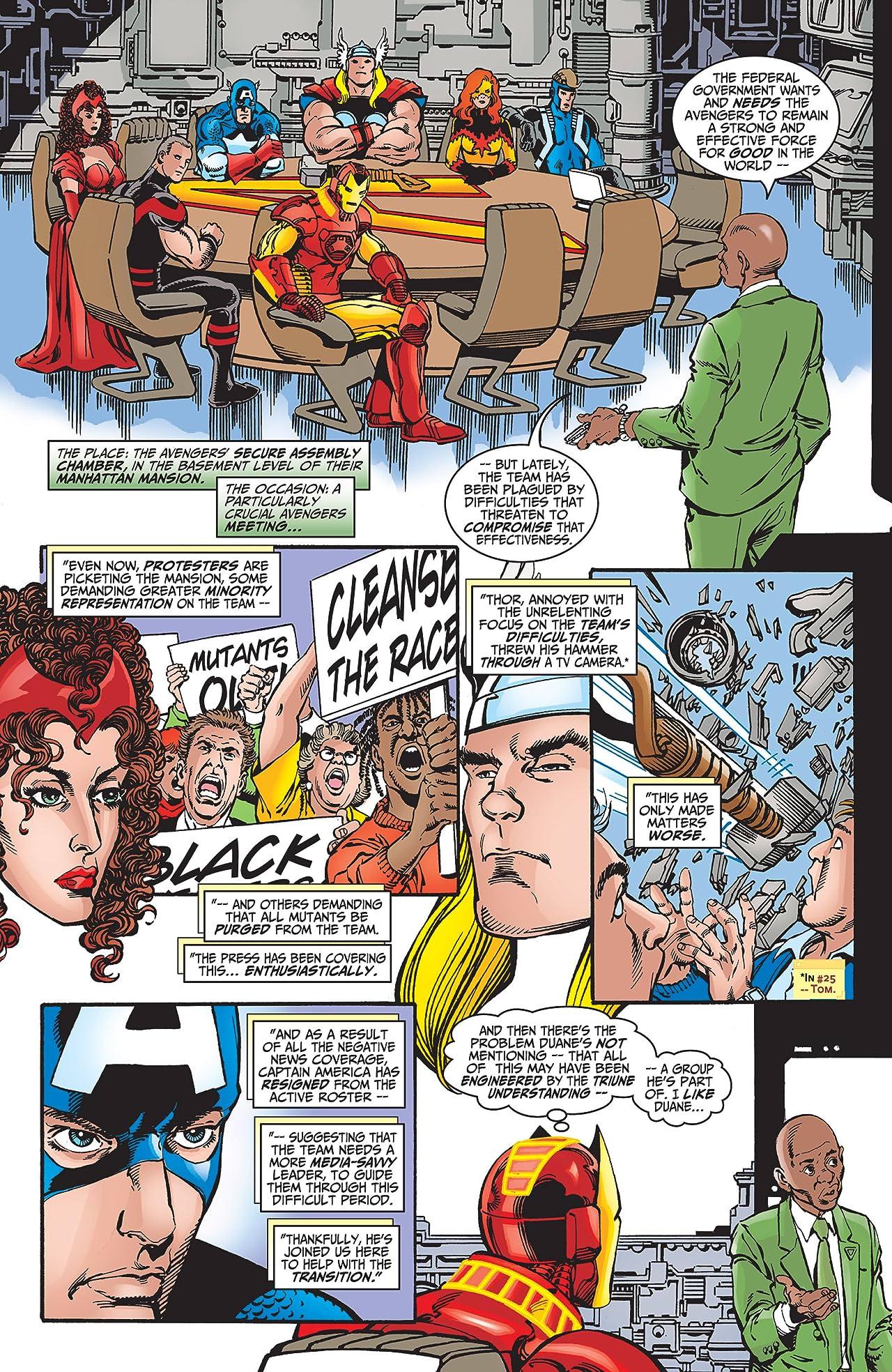 Avengers (1998-2004) #27
