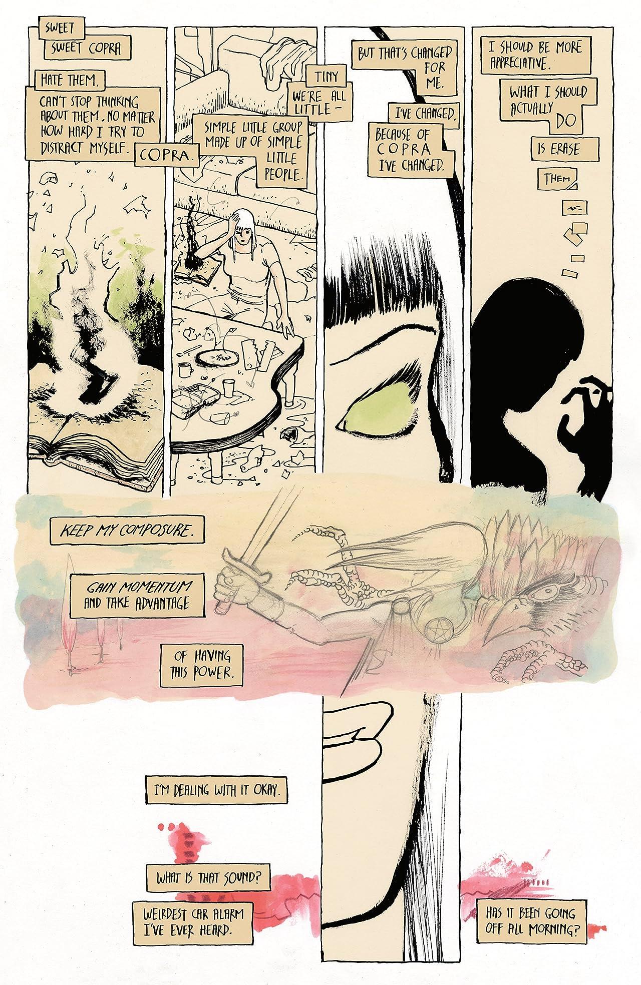 Copra #18