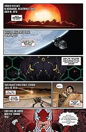 Captain Canuck (2015-) Vol. 1: Aleph
