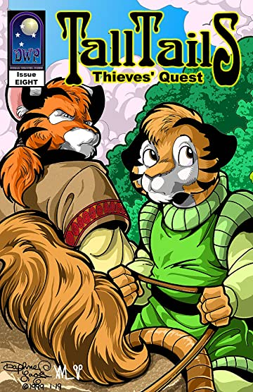 Tall Tails: Thieves' Quest #8