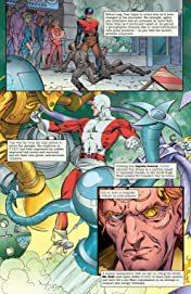 All New Classic Captain Canuck #0