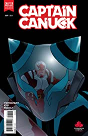 Captain Canuck (2015-) #7