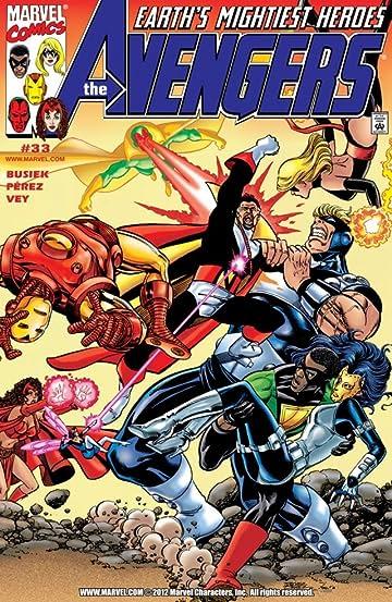 Avengers (1998-2004) #33