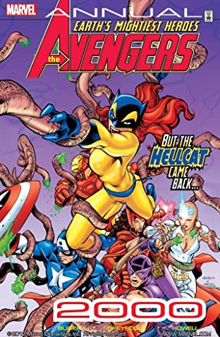 Avengers Annual 2000