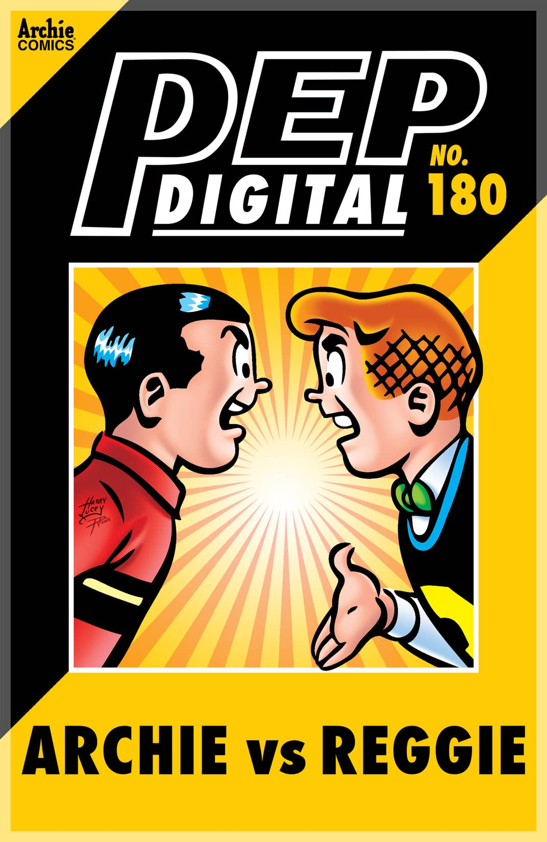 PEP Digital #180: Archie VS Reggie