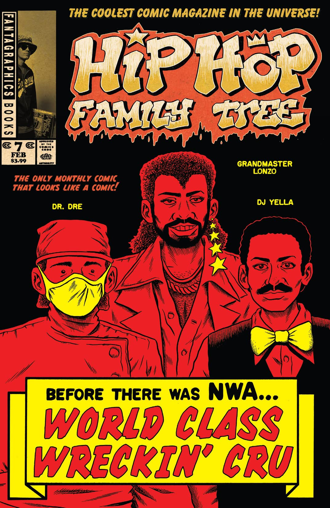 Hip Hop Family Tree #7